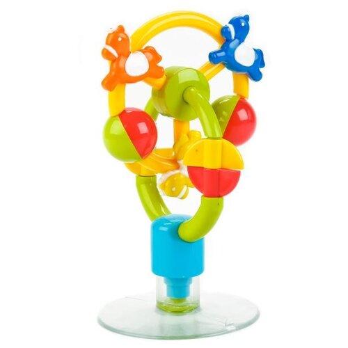 Купить Погремушка Умка На присоске B230HSR разноцветный, Погремушки и прорезыватели