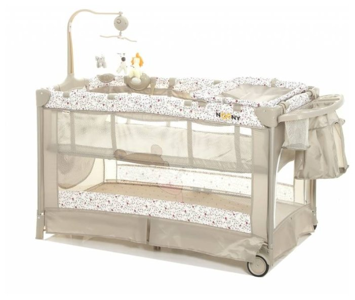 Манеж-кровать Noony Cubby