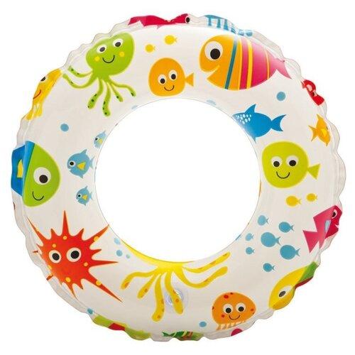 Купить Надувной круг Intex 59230 квадраты, Надувные игрушки