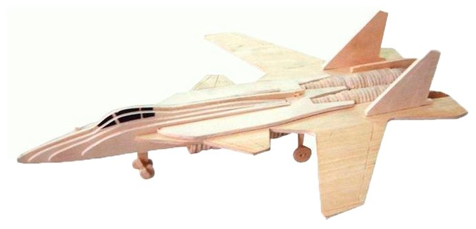 Сборная модель Чудо-Дерево Палубный истребитель (P155),,