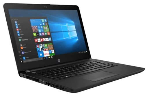 Ноутбук HP 14-bw005ur (AMD A9 9420 3000 MHz/14