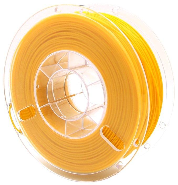 PLA Premium пруток Raise3D 1.75 мм желтый 1 кг фото 1