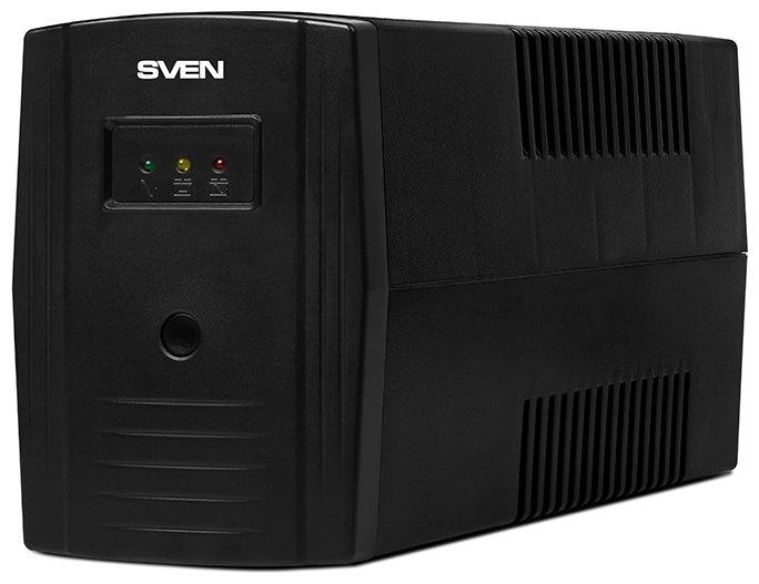 Интерактивный ИБП SVEN Pro 600