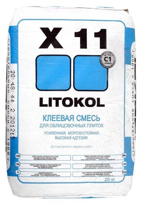 Клей Litokol X11 25 кг