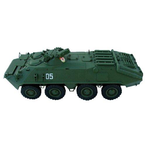 Купить Сборная модель ZVEZDA Российский бронетранспортер БТР-70 с башней МА-7 (3587) 1:35, Сборные модели