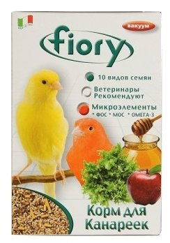 лакомство FIORY Палочки для попугаев Sticks с медом, 60г