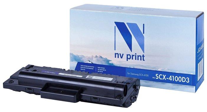 Картридж NV Print SCX-4100D3 для Samsung, совместимый — купить по выгодной цене на Яндекс.Маркете