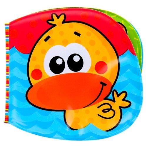 Купить Игрушка для ванной Playgro Garden Bath Book (0182722), Игрушки для ванной