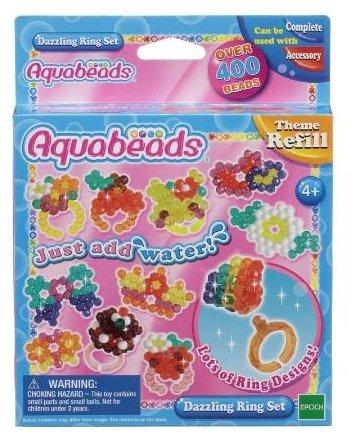 Aquabeads Аквамозаика Ослепительные кольца (79278)