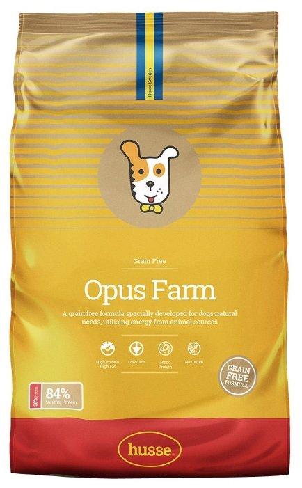 Корм для собак Husse Opus Farm