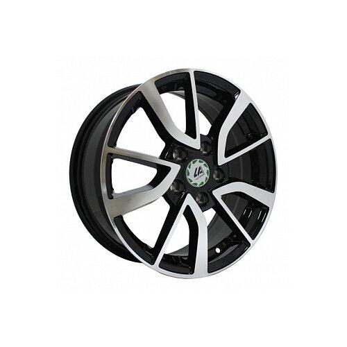 Фото - Колесный диск LegeArtis VW14-S 6.5x16/5x112 D57.1 ET50 BKF колесный диск legeartis sk75 6 5x16 5x112 d57 1 et50 s