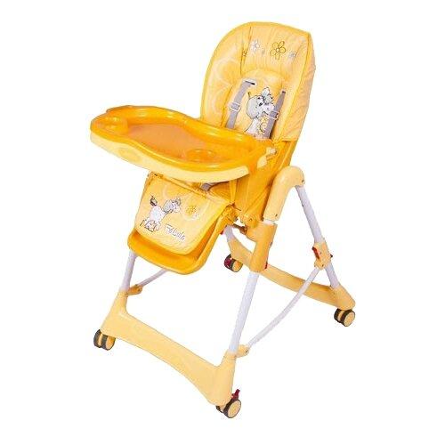 цена на Стульчик для кормления Jetem Piero Fabula Horse yellow