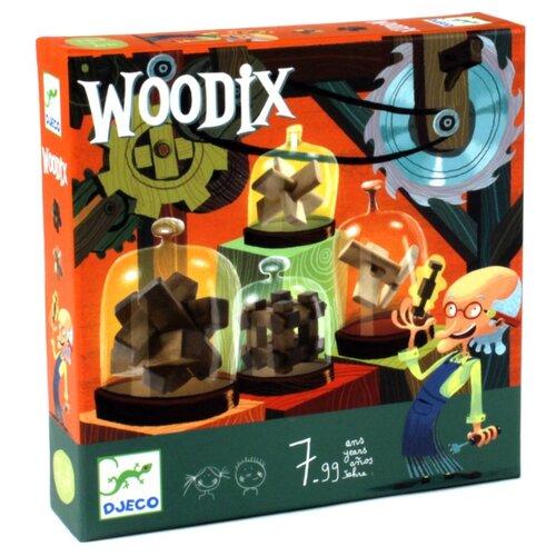 Набор головоломок DJECO Деревянные головоломки (08464) 6 шт.