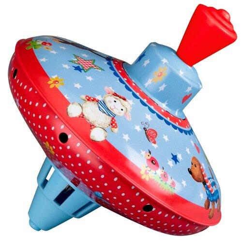 Юла Spiegelburg 90404 голубой/красный игрушка chuc юла