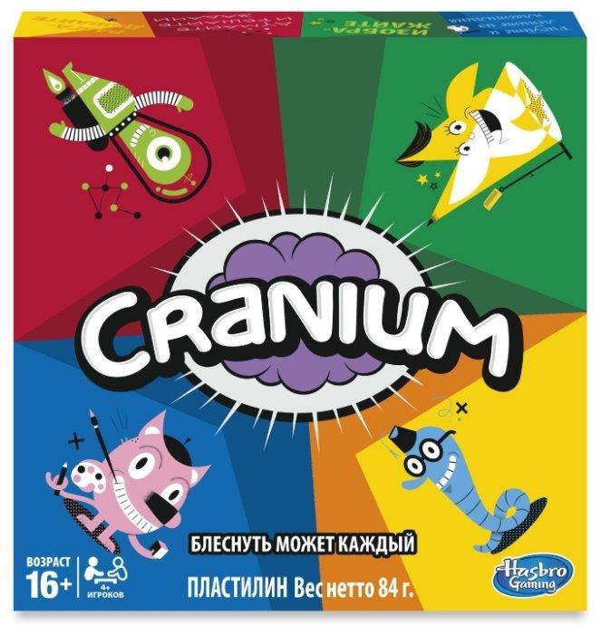 Настольная игра Hasbro Игры Краниум C1939
