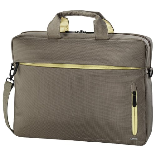 Купить Сумка HAMA Marseille Notebook Bag 15.6 brown/yellow