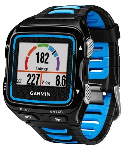 GARMIN Смарт-часы Forerunner 920XT Black/Blue HRM-Run