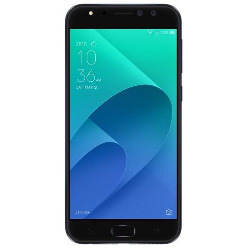 Смартфон ASUS ZenFone 4 Selfie Pro ZD552KL 4GB черныйМобильные телефоны<br>