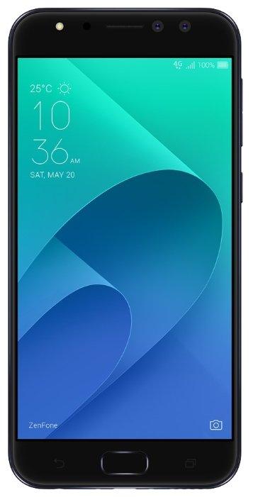 Смартфон ASUS ZenFone 4 Selfie Pro ZD552KL 4GB Black
