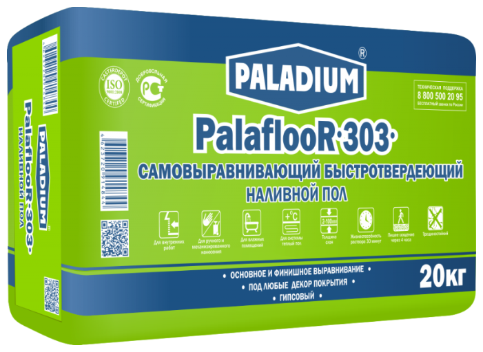 Универсальная смесь Paladium Palafloor-303
