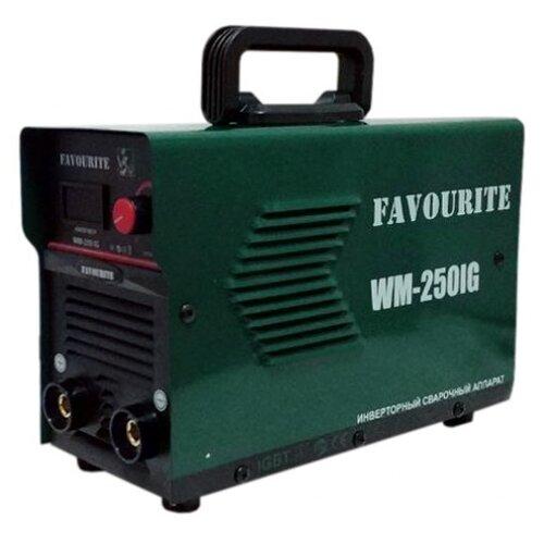 цена на Сварочный аппарат FAVOURITE WM-250IG (MMA)