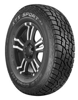 Автомобильная шина Multi-Mile Wild Country XTX Sport 4S 235/70 R16 106T всесезонная