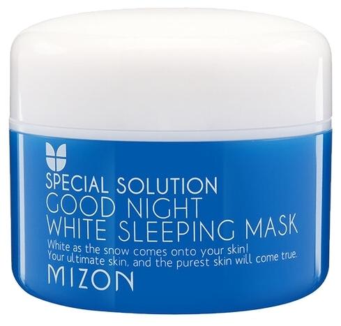 Mizon Good Night White Sleeping Mask ночная осветляющая маска
