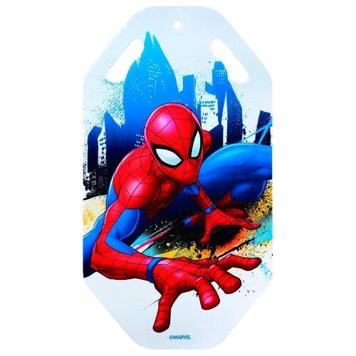 Ледянка 1 TOY Человек-Паук (Т10474) белый/красный/синий