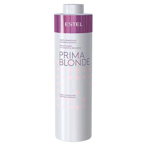 Estel Professional шампунь-блеск Prima Blonde для светлых волос, 1 л