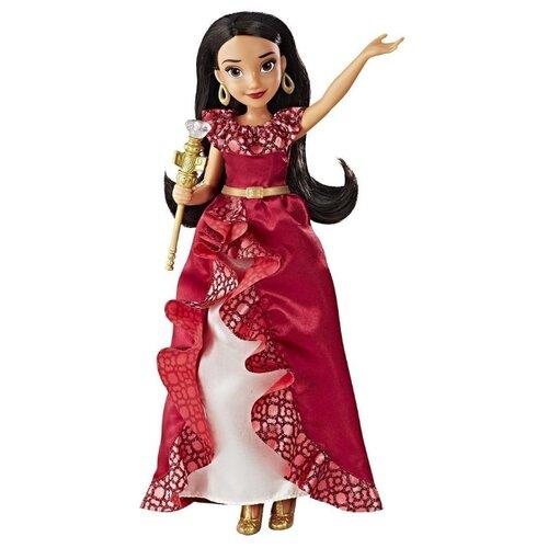 Кукла Hasbro Disney Елена - принцесса Авалора с волшебным скипетром, C0379Куклы и пупсы<br>