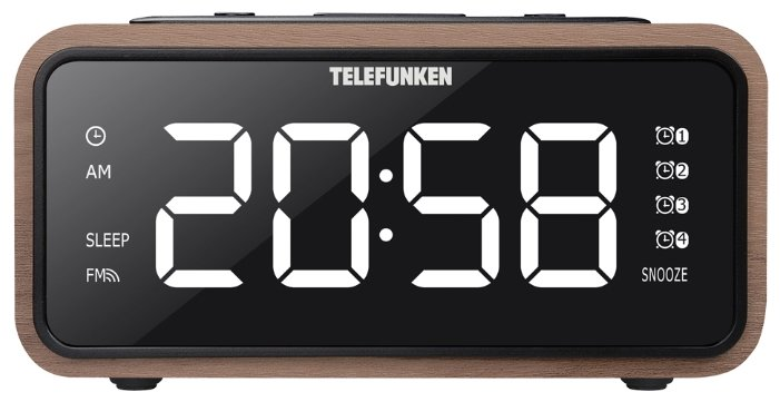 Радиобудильник TELEFUNKEN TF-1586