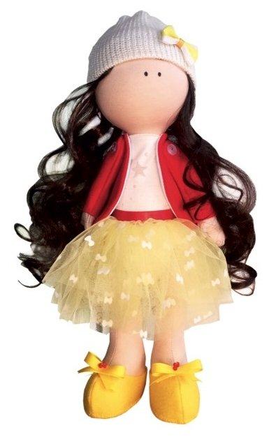 Цветной Набор для изготовления куклы Фея Роза (DI035)