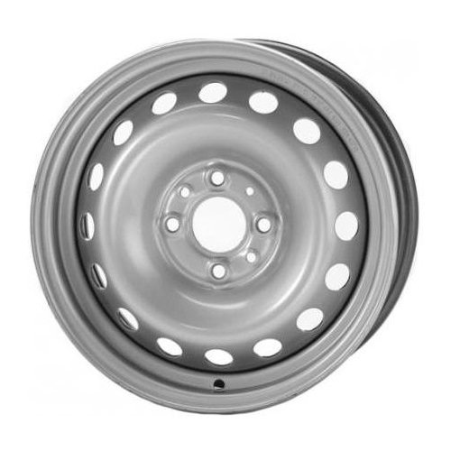 Фото - Колесный диск Trebl X40048 6.5x16/4x100 D60.1 ET40 Silver колесный диск legeartis mz28 7 5x18 5x114 3 d67 1 et60 silver