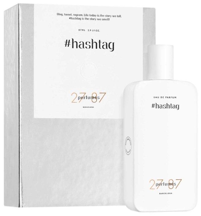 Парфюмерная вода 27 87 Perfumes #Hashtag