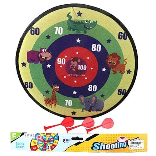 Купить Дартс Shantou Gepai Веселая Африка (66336-9), Спортивные игры и игрушки
