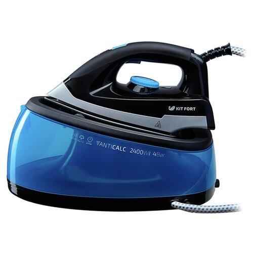 Парогенератор Kitfort KT-922 синий/черный