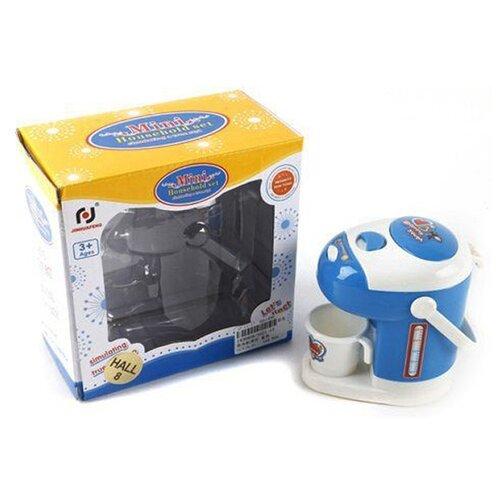 Чайник Shantou Gepai Mini Household 3521-13 голубой/белый