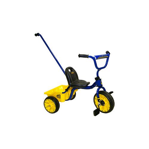 Трехколесный велосипед JAGUAR MS-0569 синий