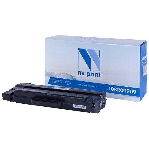 Фото - Картридж NV Print 108R00909 для Xerox, совместимый картридж nv print 106r02183 для xerox совместимый