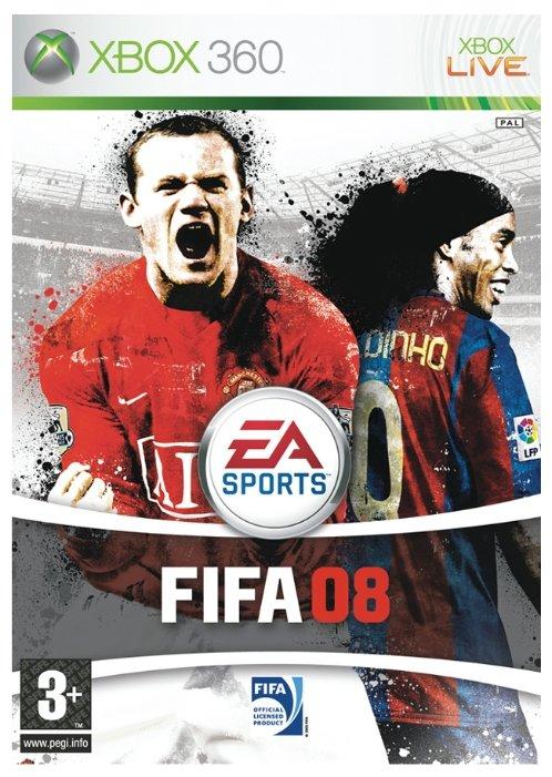 Electronic Arts FIFA 08