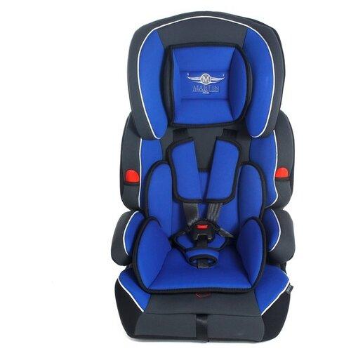 Купить Автокресло группа 1/2/3 (9-36 кг) Martin Noir Pioneer, blue liner, Автокресла