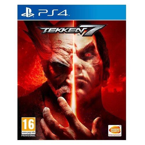 Игра для PlayStation 4 Tekken 7