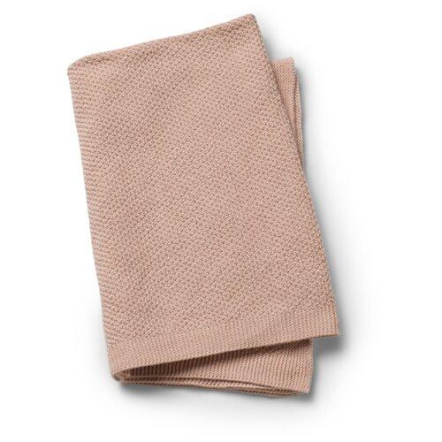 Купить Плед Elodie Powder Pink 70x100 см розовый, Покрывала, подушки, одеяла