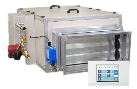 Вентиляционная установка Breezart 2700 Aqua