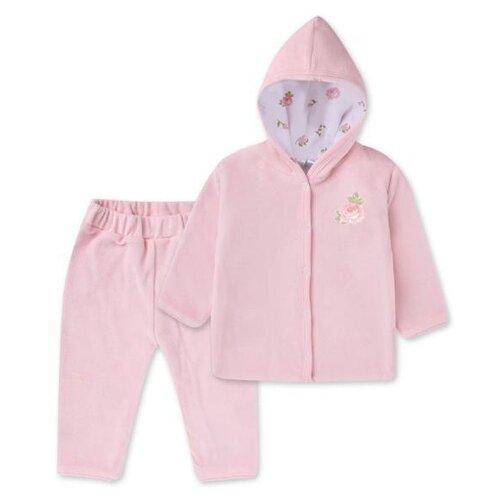 Комплект одежды Linas Baby размер 62 (1-3), розовыйКомплекты<br>