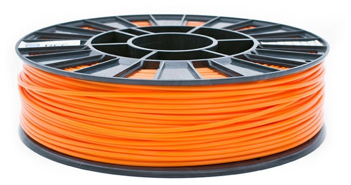 ABS пруток REC 2.85 мм оранжевый