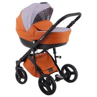 Универсальная коляска Lonex Comfort Galaxy (2 в 1) COMG-01