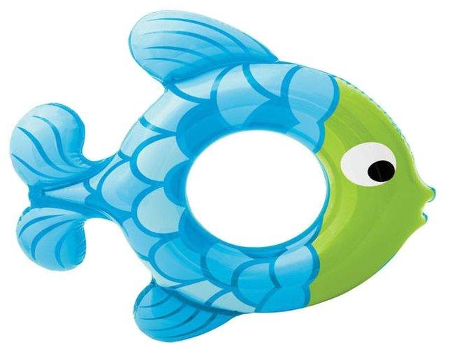 Надувной круг Intex Рыбки 59222