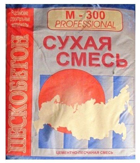 Пескобетон PROFESSIONAL М-300, 40 кг