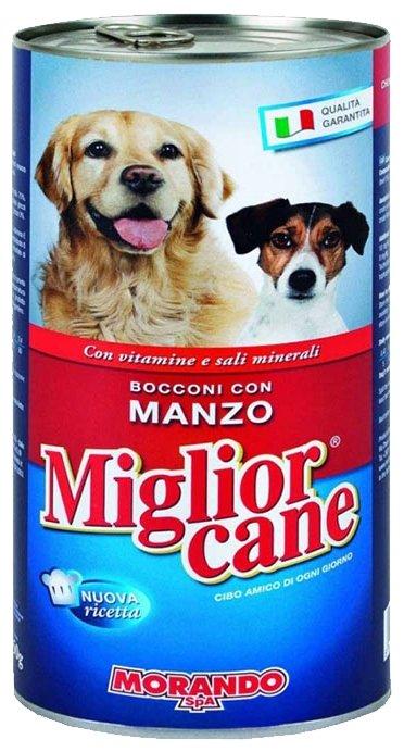 Корм для собак Miglior Cane Classic Line Beef